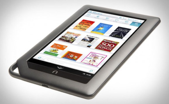 NOOK Color Now Limits Sideload To 1GB