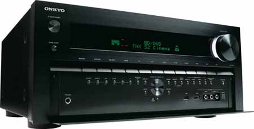 Onkyo TX-NR809 receiver packs Full 4K upscaling