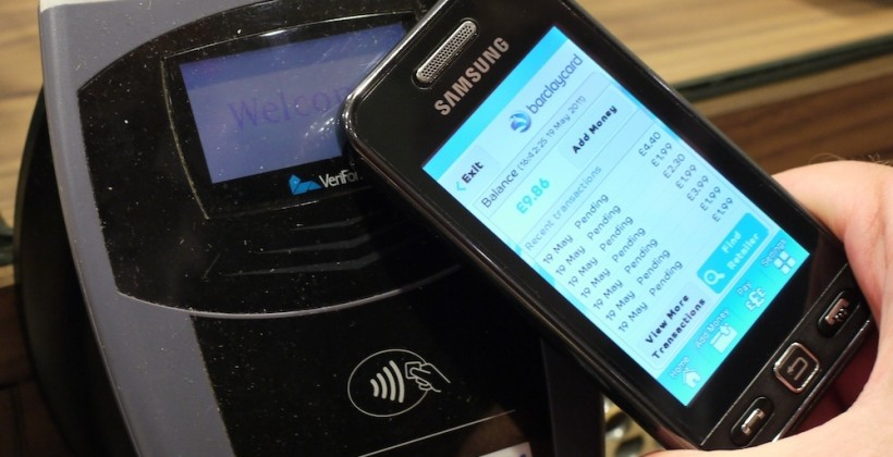 Orange Quick Tap NFC payments hands-on