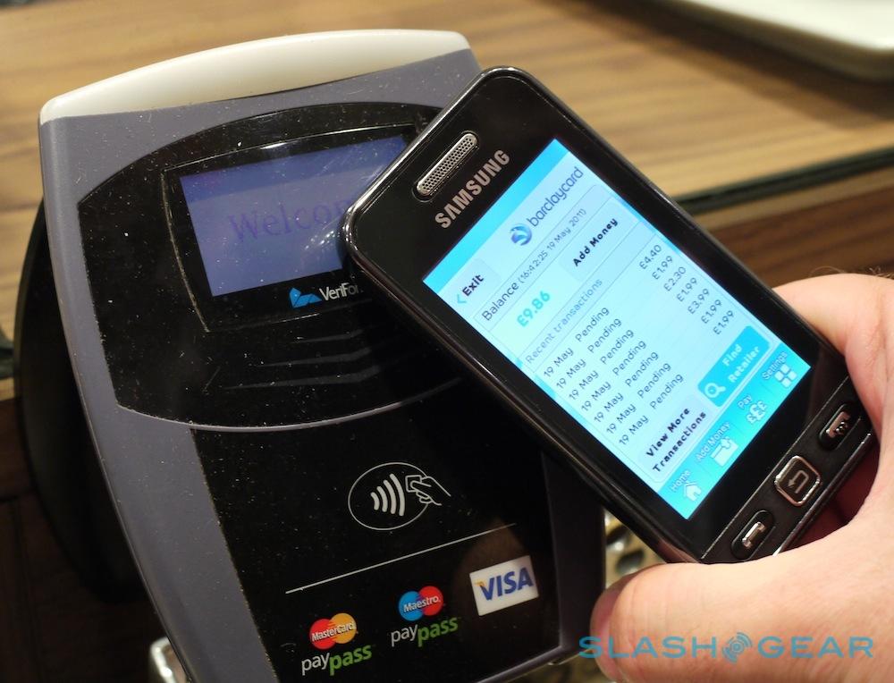 Orange Quick Tap NFC payments hands-on - SlashGear