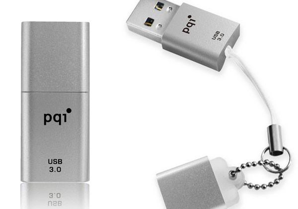 PQI outs world's smallest USB 3.0 flash drive