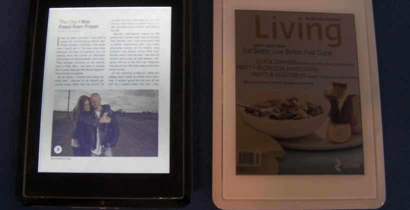 Qualcomm mirasol gets intelligent LED lighting; in ereaders this fall
