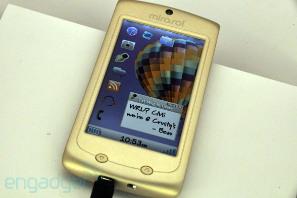 Qualcomm mirasol phone concept demo'd; Converged ereader incoming