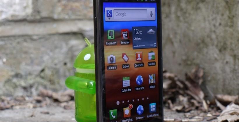 Samsung Galaxy S II breaks 1m sales record in Korea