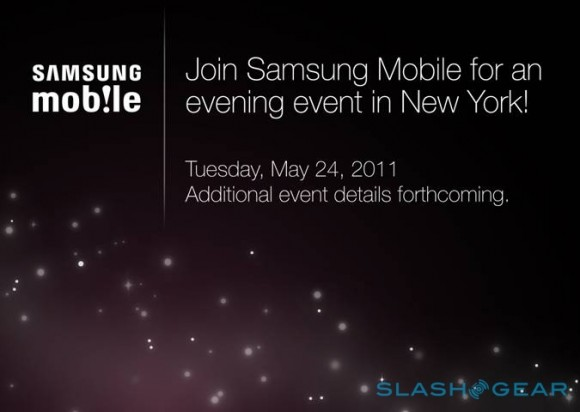 May 24th Samsung Mobile Event Postponed