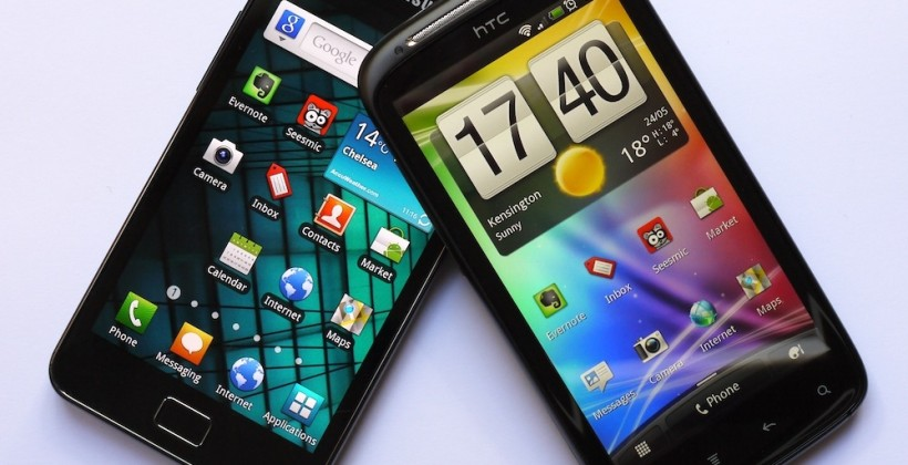 Sensation vs. Galaxy S II: Does qHD make a difference?