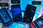 "Sony Ericsson CK15i and ST18i ""Asuza"" caught in wild"
