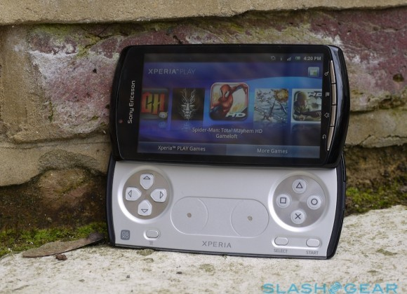 Verizon offers pre-orders on Xperia Play starting May 19
