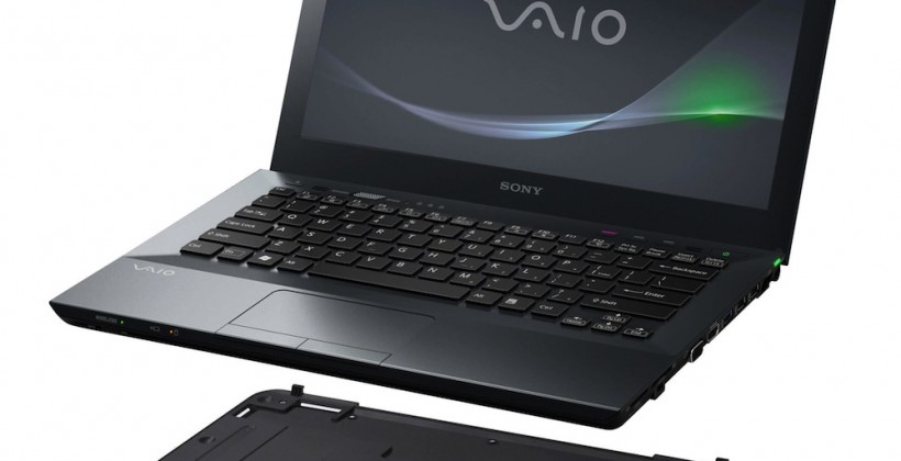 Sony VAIO S-Series and F-Series bring Core i7 to ultraportables and gaming