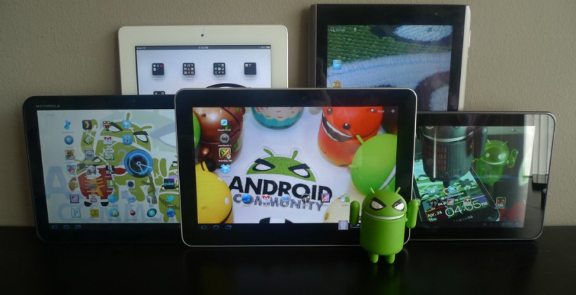 Android Tablets Have Room to Grow