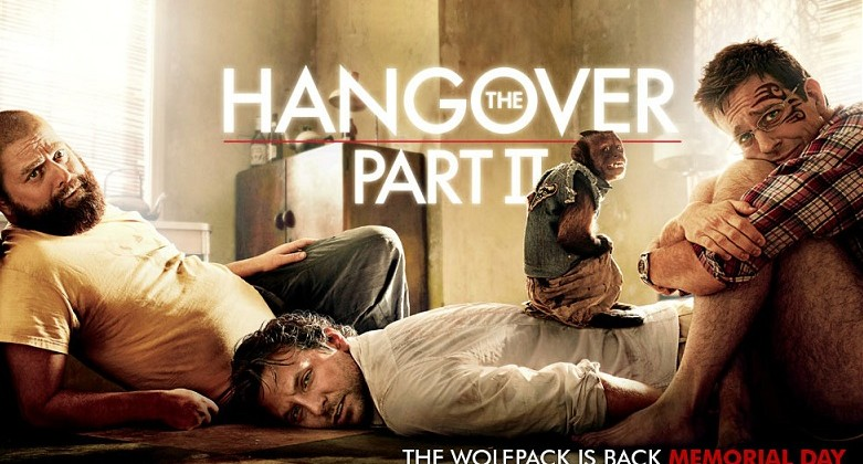 Movie Review: The Hangover Part II