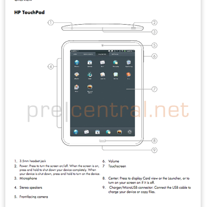 HP TouchPad to hit Wal-Mart June 12, OfficeMax in July?