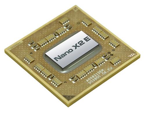 VIA Nano X2 E-Series dual-cores promise ultra-frugal HTPCs