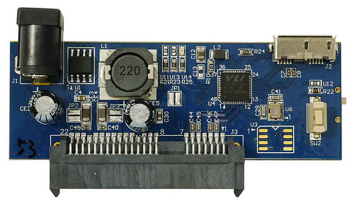 VIA debuts new low-power USB 3.0 to SATA bridge controller