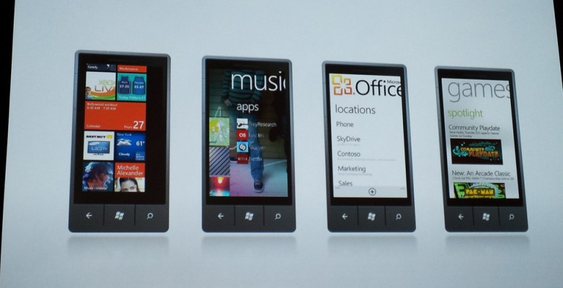 Nokia: Our first Windows Phone will run Mango