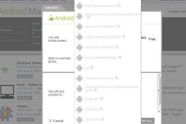 Did Verizon Kill Android Wireless Tether App?