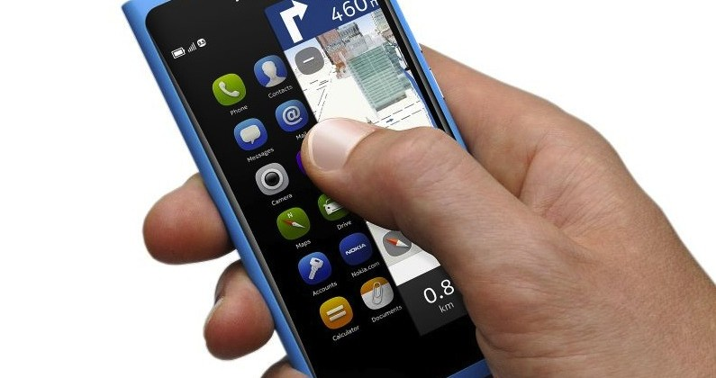 Nokia N9 official: 3.9-inch MeeGo smartphone