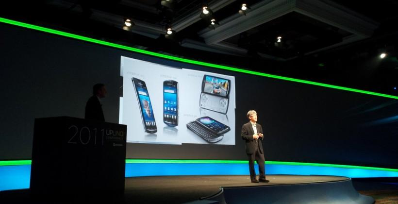 Qualcomm Uplinq 2011 Keynote #1: 3D, Peer-to-Peer Gaming, Augmented Reality