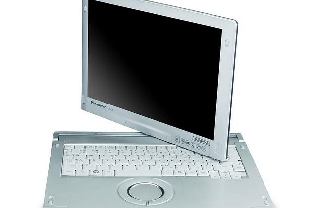 Panasonic Toughbook C1 Convertible Tablet PC Gets Major Upgrade