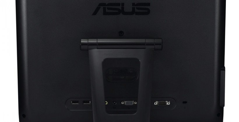 ASUS Eee Top range updated with AMD Fusion chips
