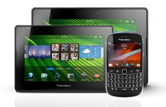 BlackBerry Desktop For Mac Gets Official PlayBook Support