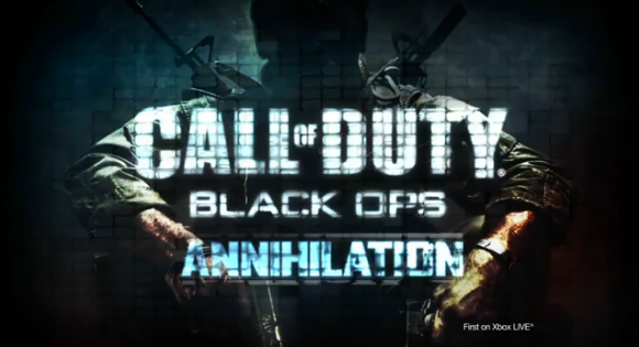 Call of Duty: Black Ops Annihilation Map Pack To Hit Xbox LIVE Later This Month