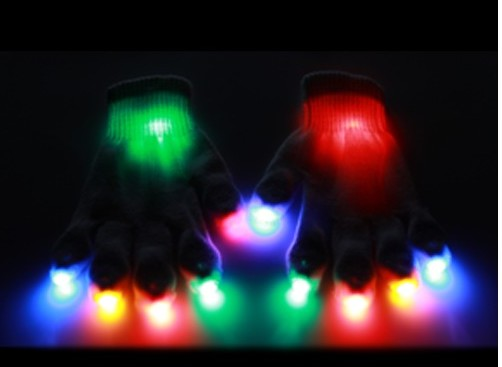 LED Rave Gloves from EmazingLights