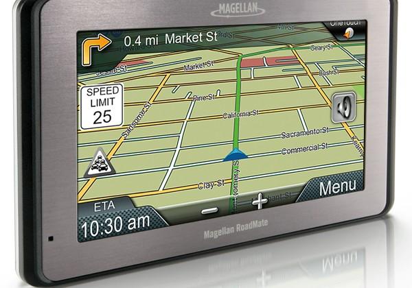 Magellan Reveals WiFi enabled RoadMate 5175T-LM GPS