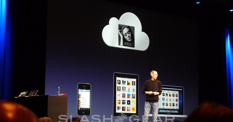 iTunes in the Cloud, iCloud, That Is