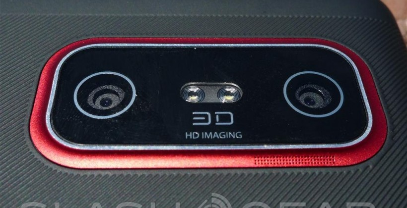 HTC EVO 3D hands-on and unboxing