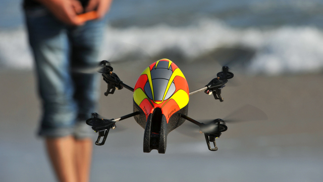 Parrot AR. Drone Now on Android, New Games Available