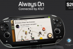 AT&T Announces Itself PlayStation Vita's Sole Mobile Carrier