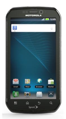 Motorola PHOTON 4G Announced
