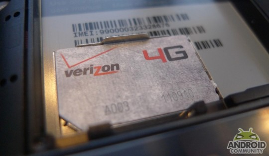 Verizon's Pricey Tiered Data Plans Arriving July 7