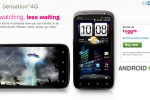 HTC Sensation 4G Available Now At T-Mobile