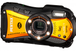 Pentax WG-1 GPS Now Available in Shiny Orange and Bright Beyond Belief