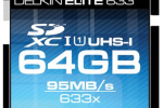 Delkin Reveals Elite633 64GB SDXC Card, Fastest on Earth