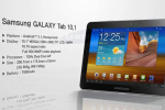 Samsung Galaxy Tab 10.1 Wi-Fi Gets Official Video