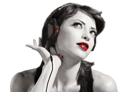 V-MODA for True Blood collection: Vamp style for TV tie-in
