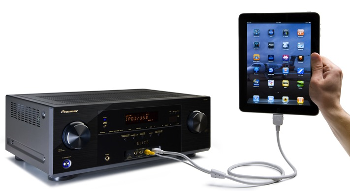 Pioneer Elite VSX receivers pack AirPlay, DLNA streaming