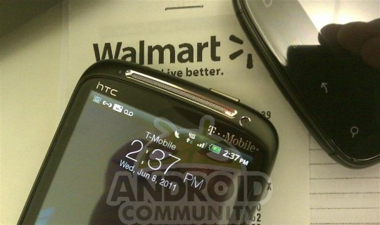 HTC Sensation 4G On Sale Early At Some Walmarts