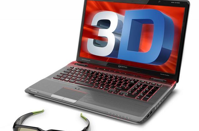 Toshiba Unleashes Qosmio X770 And Satellite P700, L700, and C600 Laptops