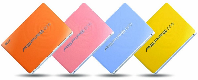 Acer Aspire One Happy 2 netbooks lose Android dual-boot option