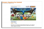 Apple Bashes Amazon's Appstore As Inferior, Points Out Android Security Problems