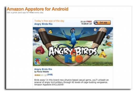 Apple expected to lose bid to kill Amazon Appstore