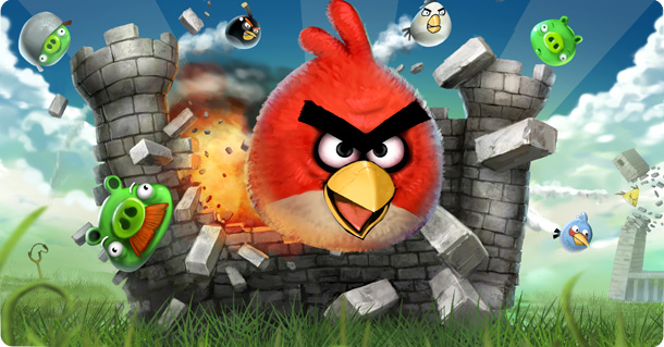Angry Birds NFC-Based Magic To Add Location Perks To All Platforms
