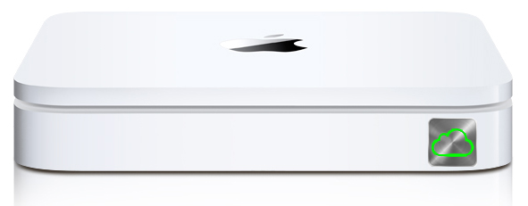 "iCloud Time Capsule ""personal cloud"" reveal at WWDC 2011 today?"