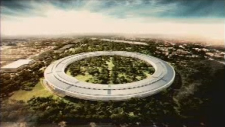 "Steve Jobs reveals Cupertino ""spaceship"" campus plans [Video]"