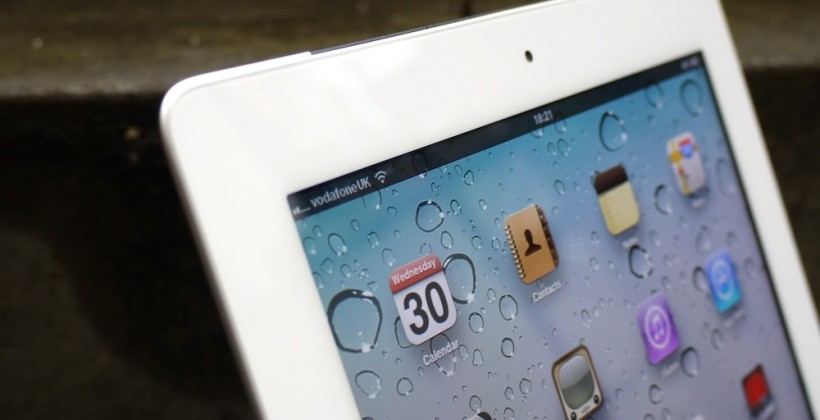 iPad 3 Super AMOLED unlikely as backlight suppliers approved
