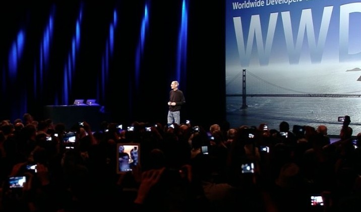 Apple WWDC 2011 Keynote video available online